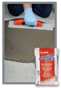 Rapid-Setting Repair Mortar with Extended Working Time