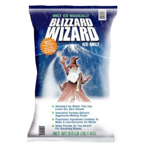 Blizzard Wizard Ice Melt