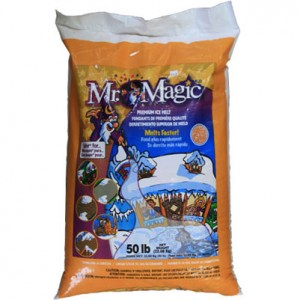Mr. Magic Ice Melt from TLC Supply