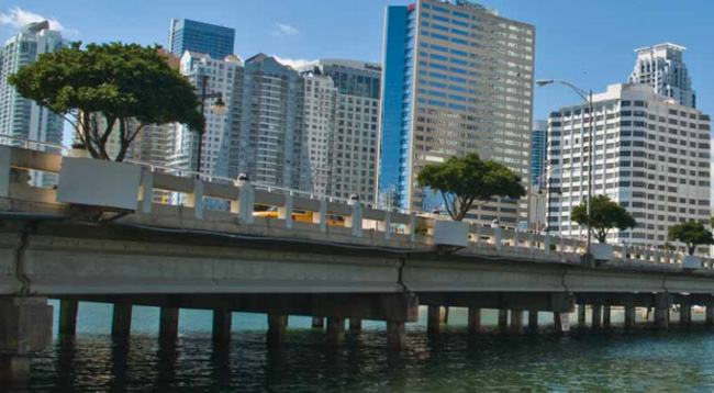 Brickell Bridge - Miami