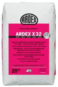 Ardex X32 Mortar