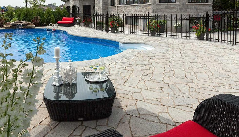 Paver Patio Pool Deck Pavers