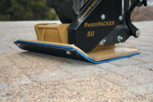 Paver Compacter