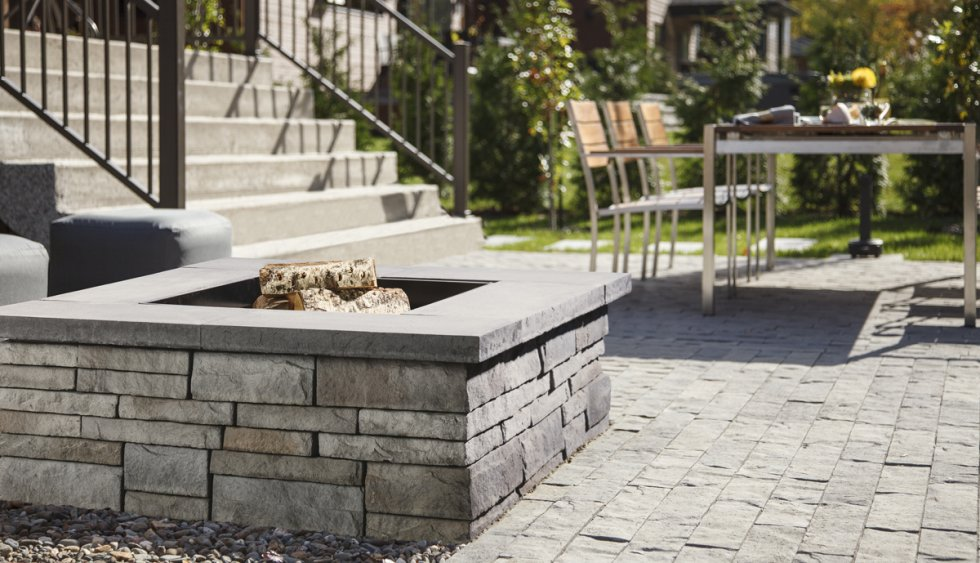 pre-made outdoor fire pits