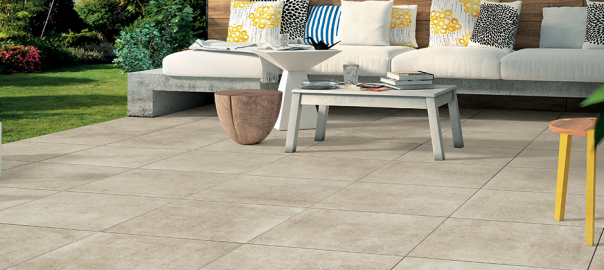Porcelain Pavers Using Porcelain For An Outdoor Patio