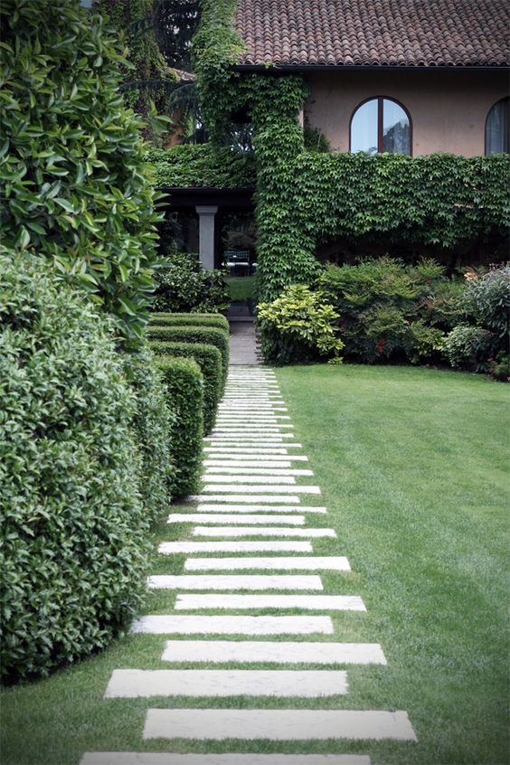 Easy garden path walkway ideas outdoor living for Easy garden path ideas