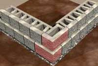 Allan Block 6 Degree Retaining Wall Block Corner