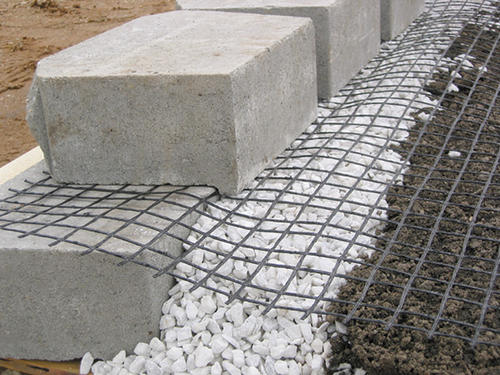 Retaining-wall-geogrid