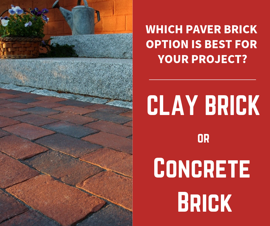 Brick Pavers For Patios Walkways