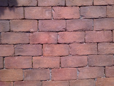 Waterstruck Brick Paver